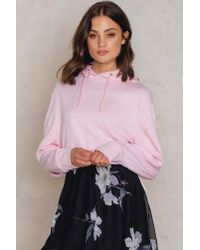 Cheap Monday - Pink Attract Hood - Lyst