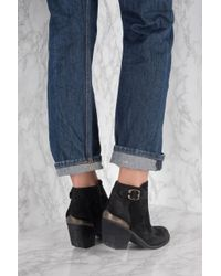 Jeffrey Campbell | Black Maverik Mt | Lyst