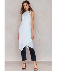 Cheap Monday - Freer Dress White - Lyst