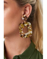 Mango - Multicolor Chester Earrings - Lyst