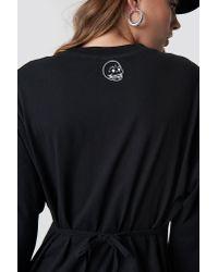 Cheap Monday - Bind Dress Skull Black - Lyst