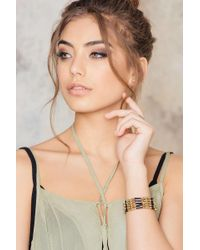 Vanessa Mooney | The Angel Black Bracelet | Lyst