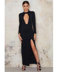 Toby Heart Ginger | Black Gigi Cut Out Formal Dress | Lyst