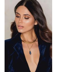 Vanessa Mooney | Metallic The Falcons Choker | Lyst