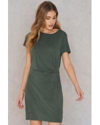 Rut&Circle - Green Peachy Dress - Lyst