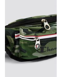 Champion - Green Belt Bag for Men - Lyst
