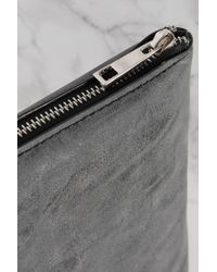 NA-KD - Gray Laptop Case - Lyst