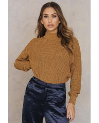 Stine Goya Multicolor Fidan Sweater Golden