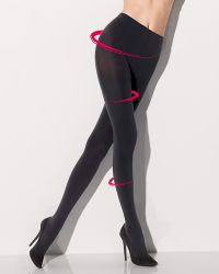 Wolford - Black Individual 100 Leg Support Tights - Lyst