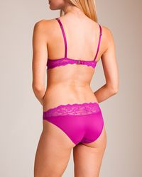 Chantelle - Pink Rive Gauche Bikini - Lyst