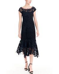 Nanette Lepore | Black La Dolce Vita Dress | Lyst