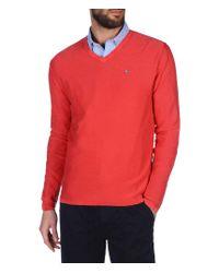 Napapijri   Red Sweater for Men   Lyst
