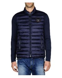 Napapijri | Blue Gilet for Men | Lyst