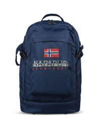 Napapijri | Blue Travel Bag for Men | Lyst