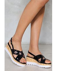 Nasty Gal | Metallic Constellation Of The Heart Star Ankle Bracelet Constellation Of The Heart Star Ankle Bracelet | Lyst