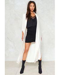 Nasty Gal - Black Breakthrough Mini Skirt - Lyst