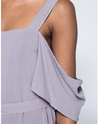 Farrow - Purple Mecca Jumpsuit - Lyst