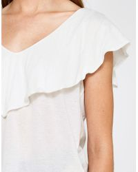 Which We Want - White Lillian Top - Lyst