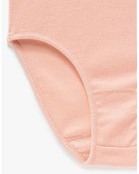 Need Supply Co. - Multicolor Bex Brief In Salmon Pink - Lyst