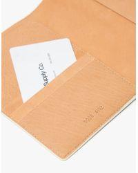 Need Supply Co. - Multicolor Passport Folio In Off White - Lyst