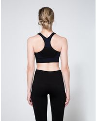 Need Supply Co. | Multicolor Dynamic Sports Bra In Black | Lyst