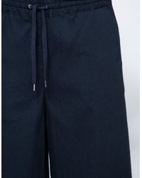 Norse Projects - Blue Laura Pants - Lyst