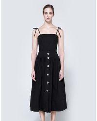 Rejina Pyo | Issey Dress In Black | Lyst