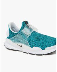Nike - Sock Dart Qs Shoe In Turbo Green for Men - Lyst