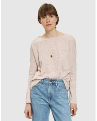 Which We Want - Multicolor Vana Striped Tee - Lyst