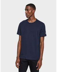 Champion - Black Rw Short Sleeve Tee Shirt for Men - Lyst