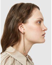 Pamela Love - Metallic Brass Sol Earrings - Lyst