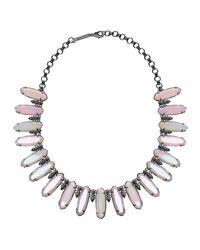 Kendra Scott | Pink Gabriella Statement Necklace for Men | Lyst
