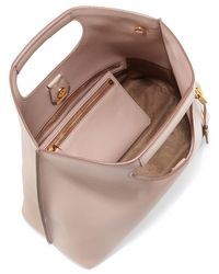 Tom Ford - Natural Alix Medium Calf Leather Tote Bag - Lyst