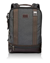 Tumi - Gray Alpha Bravo Anthracite Dover Backpack for Men - Lyst