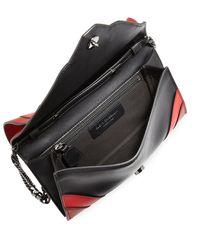 Elena Ghisellini - Multicolor Selina Sensua Leather Small Clutch Bag - Lyst
