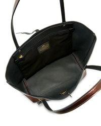 COACH | Multicolor Market Leather Tote Bag | Lyst
