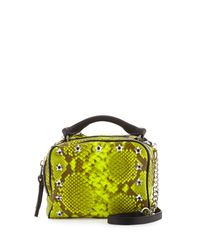 Ash | Multicolor Frankie Studded Leather Crossbody Bag | Lyst