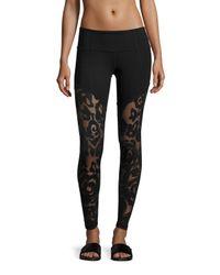 Vimmia - Black Jaguar Tenacity Athletic Leggings - Lyst