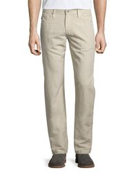 AG Jeans | Blue Graduate Sulfur Linen/cotton Jeans for Men | Lyst