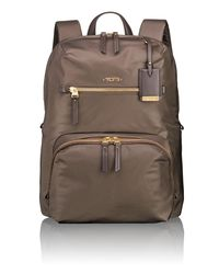 Tumi - Red Voyageur Hallie Backpack for Men - Lyst