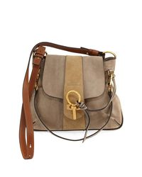 Chloé - Multicolor Lexa Small Shoulder Bag - Lyst