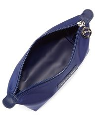 Longchamp - Blue Le Pliage Neo Small Cosmetic Case - Lyst
