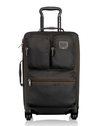 Tumi - Brown Alpha Bravo Hickory Kirtland International Expandable Carry-on for Men - Lyst