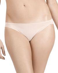 Natori - Natural Bliss Essence Bikini Briefs - Lyst