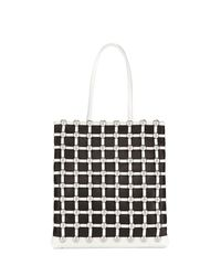 Alexander Wang - Black Dome-stud Caged Shopper Tote Bag - Lyst