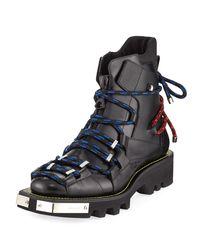 DSquared² - Black Men's Bungee Jump Boot for Men - Lyst