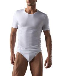 Hanro - White Cotton Sensation Briefs for Men - Lyst