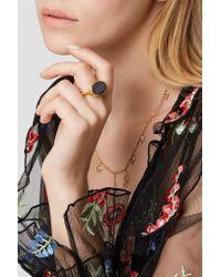 Pippa Small - Metallic 18-karat Gold Labradorite Ring Gold M - Lyst