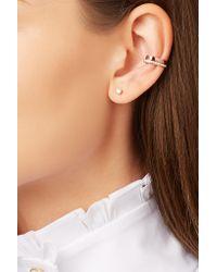 Anita Ko - Pink 18-karat Rose Gold Ear Cuff - Lyst