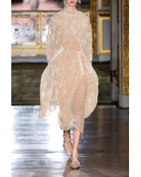 Simone Rocha - Multicolor Gathered Embellished Tulle Dress - Lyst